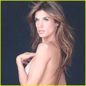Elisabetta Canalis: Nude for PETA!