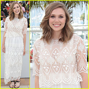 Elizabeth Olsen: Martha Marcy May Marlene Photo Call