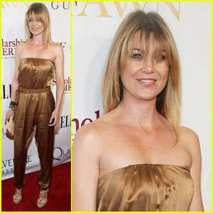 Ellen Pompeo: Mary J. Blige Honors Concert with Chris Ivery