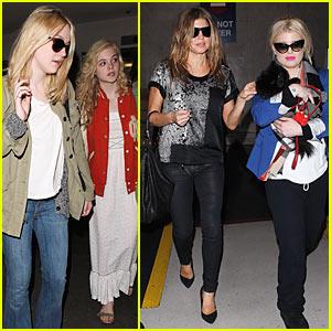 Fergie & Kelly Osbourne: High-Flying Friends