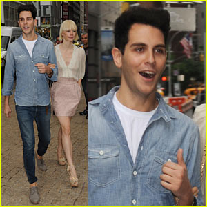 Gabe Saporta: Erin Fetherston Makes Me Feel...