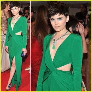 Ginnifer Goodwin - MET Ball 2011