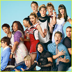 'Glee' Covers Rebecca Black's 'Friday' - FIRST LISTEN