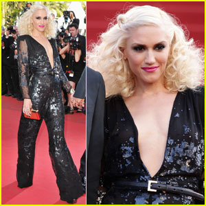 Gwen Stefani: 'Tree of Life' Premiere at Cannes!