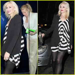 Gwyneth Paltrow & Gwen Stefani: Primrose Hill Pair