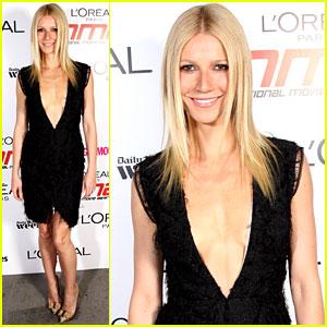 Gwyneth Paltrow: National Movie Awards in London!