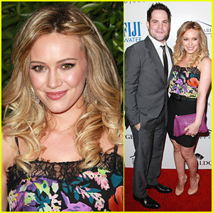 Hilary Duff & Mike Comrie: Southern Style