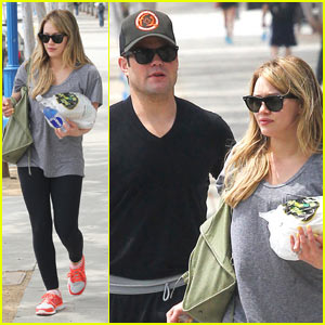Hilary Duff & Mike Comrie: Sushi Sweeties