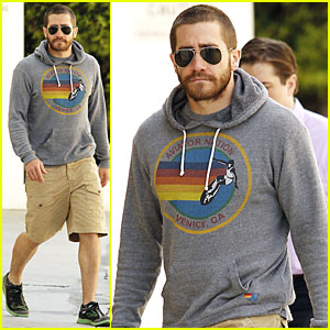 Jake Gyllenhaal: Beverly Hills Bank Run