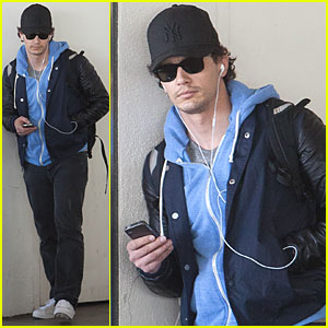 James Franco: Directing Dance Theater in NYC!
