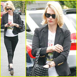 January Jones: Houston's Restaurant Stop