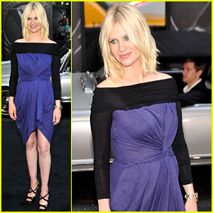 January Jones: 'X-Men: First Class' Premiere!