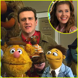 Amy Adams & Jason Segel: 'Muppets' Trailer!