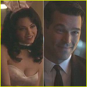 Jenna Dewan & Eddie Cibrian: 'Playboy Club' Preview!