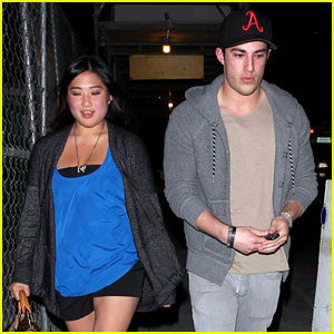 Jenna Ushkowitz &amp; Michael Trevino: Variety Vampires!