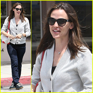 Jennifer Garner: Out And About