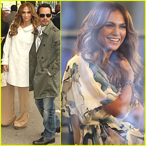 Jennifer Lopez: 'I'm Into You' Video Premiere!