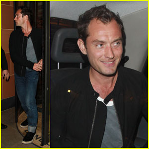 Jude Law: Legal Action Against 'News of the World'