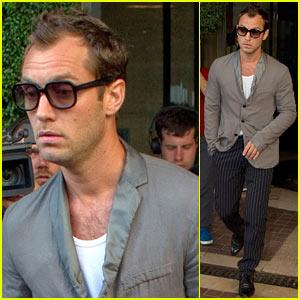 Jude Law: Cannes Juror!