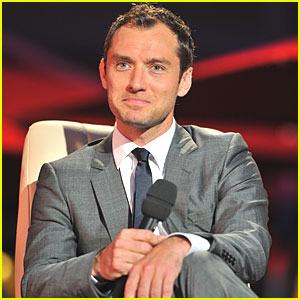 Jude Law: 'Rendezvous' in France!