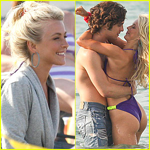 Julianne Hough: Bikini Scenes for 'Rock of Ages'!