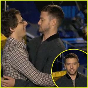 Justin Timberlake: SNL Promo Video!