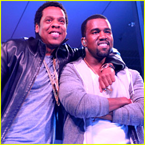 Kanye West & Jay-Z: MoMa's Garden Party Performers!