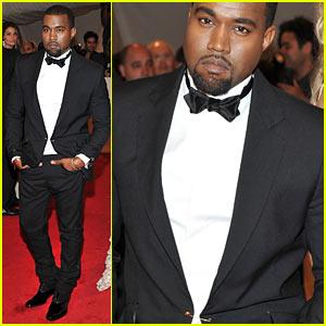 Kanye West - MET Ball 2011