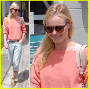 Kate Bosworth: 'Fairytale' with Kiefer Sutherland!