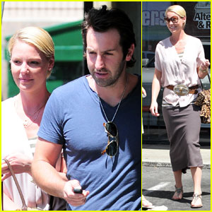 Katherine Heigl: Sushi Ike with Josh Kelley