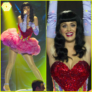 Katy Perry Hearts New Zealand!