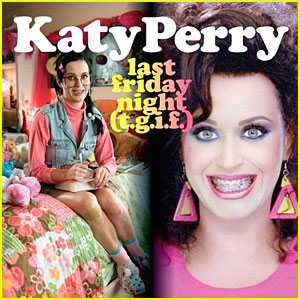 Katy Perry: 'Last Friday Night (T.G.I.F.)' Single Art!