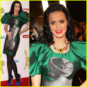 Katy Perry Is One Logie Lady!