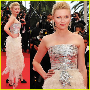 Kirsten Dunst: Cannes Best Actress!