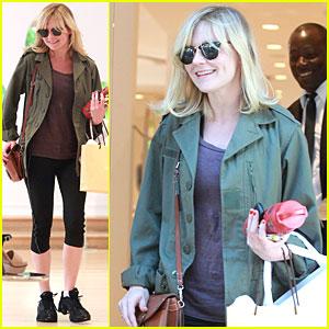 Kirsten Dunst: Marni Shopping Spree!