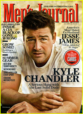 Kyle Chandler Covers 'Men's Journal' June 2011