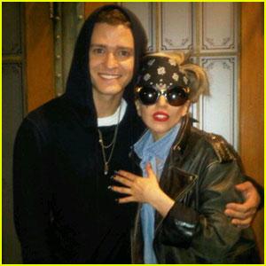 Justin Timberlake & Lady Gaga: 'SNL' Promo!