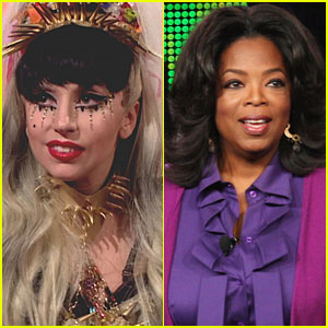 Lady Gaga Dethrones Oprah as Forbes' Top Celeb