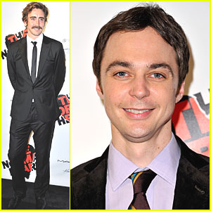 Jim Parsons & Lee Pace: Opening Night for 'The Normal Heart'!