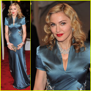 Madonna - MET Ball 2011