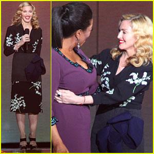 Madonna: Oprah Series Finale Guest!