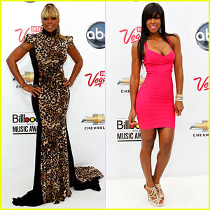Mary J. Blige & Kelly Rowland - Billboard Awards 2011