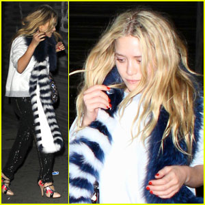Mary-Kate Olsen: Darby with Mystery Man!