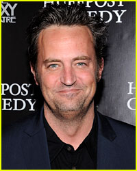 Matthew Perry to Focus on His Sobriety