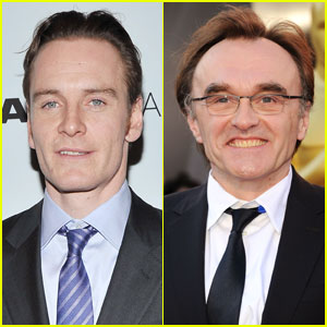 Michael Fassbender: 'Trance' with Danny Boyle?