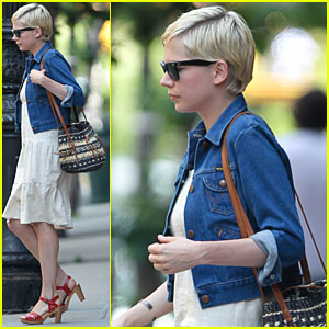Michelle Williams: My Subconscious Was Interested in Serious Roles