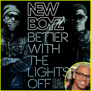 New Boyz & Chris Brown - 'Better with the Lights Off'