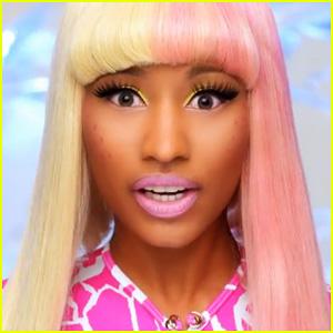 Nicki Minaj: 'Super Bass' Video Premiere!