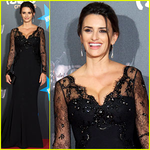 Penelope Cruz: 'Pirates' Madrid Premiere!