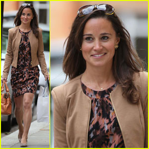 Pippa Middleton: Chic Shopper
